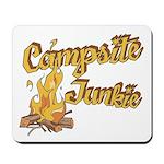 Campsite Junkie Mousepad
