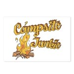 Campsite Junkie Postcards (Package of 8)