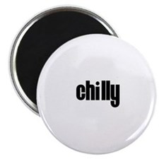 "Chilly 2.25"" Magnet (10 pack)"