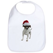 Smooth Fox Terrier Christmas Bib