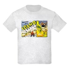 Idaho State Greetings T-Shirt