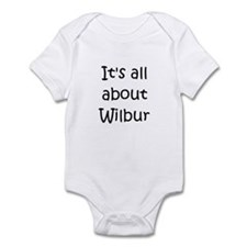 Its all about Infant Bodysuit