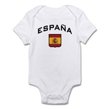 Espana Infant Bodysuit