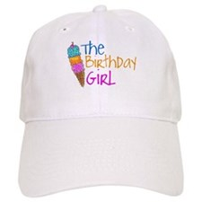 The Birthday Girl Baseball Cap