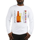 Beer Please Translator Long Sleeve T-Shirt