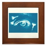 Eye Key Framed Tile