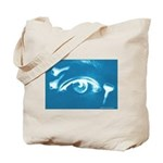 Eye Key Tote Bag