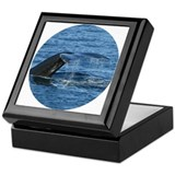 Whale Tail - Keepsake Box