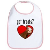 Got Treats? Cute Horse Bib