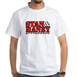 Stan &amp;amp; Haney White T-Shirt