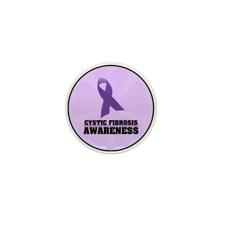 CF Awareness Mini Button