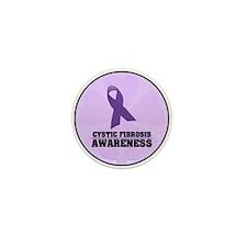 CF Awareness Mini Button (100 pack)