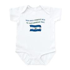 Perfect El Salvadorian 2 Infant Bodysuit