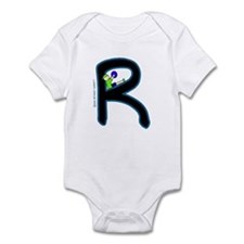 R (Boy) Infant Bodysuit