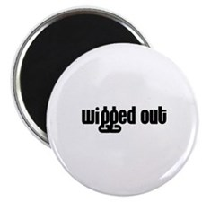 Wigged out Magnet