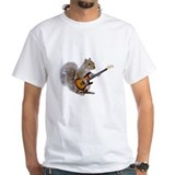 Squirrel Guitar Shirt