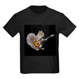 Squirrel Guitar T