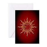 Native Art Greeting Cards 10 pack Tribal Cards