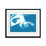 Positive-Negative Framed Panel Print