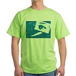 Chain Eye Green T-Shirt