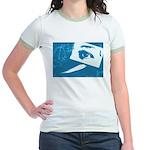 Chain Eye Jr. Ringer T-Shirt