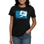 Chain Eye Women's Dark T-Shirt