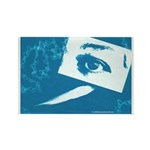 Chain Eye Rectangle Magnet (100 pack)