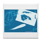 Chain Eye Tile Coaster