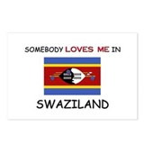 Somebody Loves Me In SWAZILAND Postcards (Package