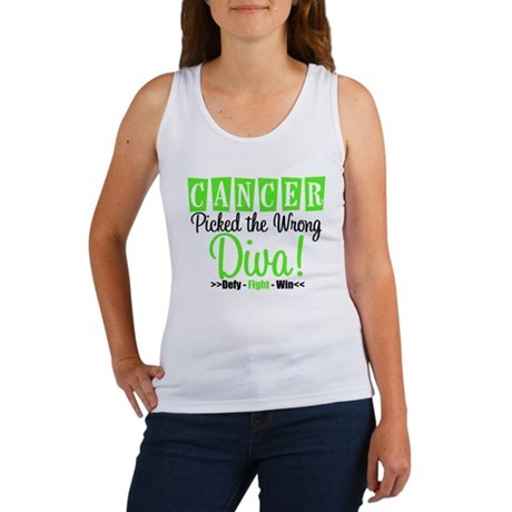 CancerWrongDiva Women's Tank Top