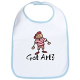 Got Art? Bib