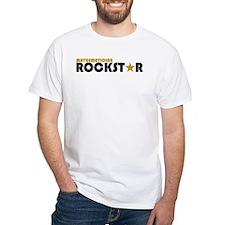 Mathematician Rockstar 2 Shirt