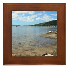 Brisbane Waters, NSW Framed Tile