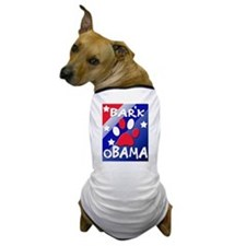 Cute Bark obama Dog T-Shirt