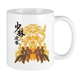 Tiger Kung Fu Coffee Mug