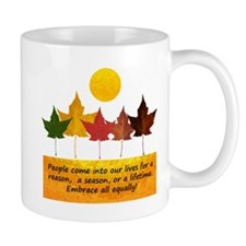 Seasons of Friendship Mug