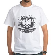Polish Eagle Crest (grey) Shirt
