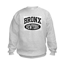 Bronx New York Sweatshirt