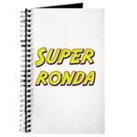 Super ronda Journal