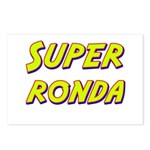 Super ronda Postcards (Package of 8)