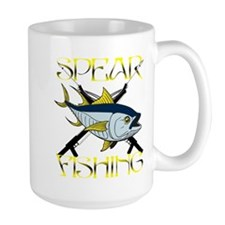 TUNA SPEAR FISHING Mug