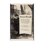 Kaiser Wilson Mini Poster Print