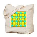 Dutch Gold And Yellow Design Tote Bag