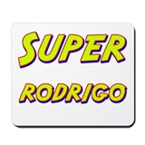 Super rodrigo Mousepad