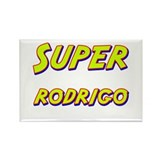 Super rodrigo Rectangle Magnet (10 pack)
