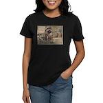 Suffrage Votes 4 Women Dark T-Shirt