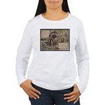 Suffrage Votes 4 Women Long Sleeve T-Shirt