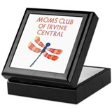 MOMS CLUB OF IRVINE CENTRAL Keepsake Box