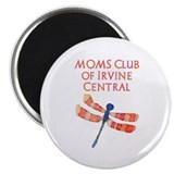 MOMS CLUB OF IRVINE CENTRAL Magnet