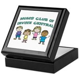 MOMS CLUB OF IRVINE -KIDS Keepsake Box
